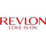 logo de Revlon love is on