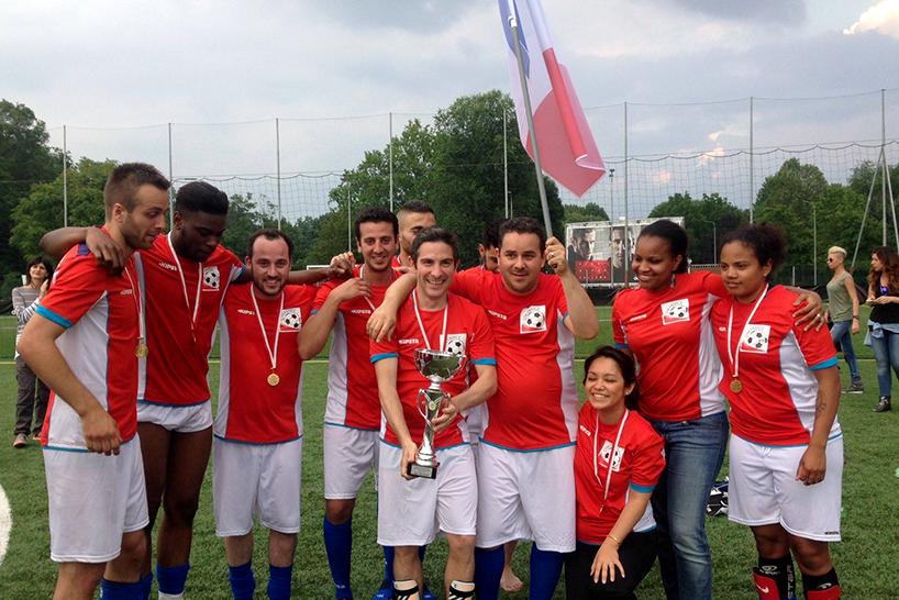 Tournoi de football CPM France
